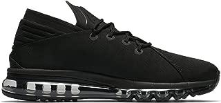 Men's Nike Air Max Flair SE Running Shoes, Black/Anthracite-black, 8 D(M)