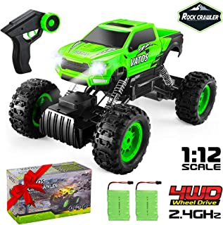 rc truck with hitch