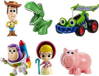Toy Story Disney y Pixar Mini Andy's Toy Cofre de 6