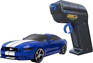 Max Traxxx R/C High Speed Remote Control 1:64 Scale Officially Licensed Ford Mustang - Channel C