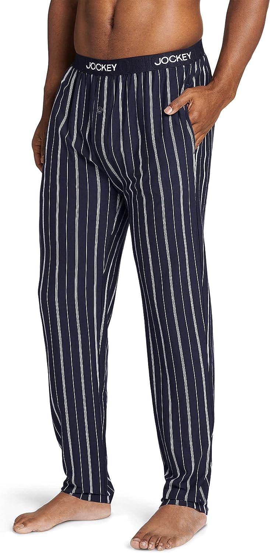 Jockey Max 44% Max 79% OFF OFF Men's Sleepwear Cotton Modal Lounge Pant