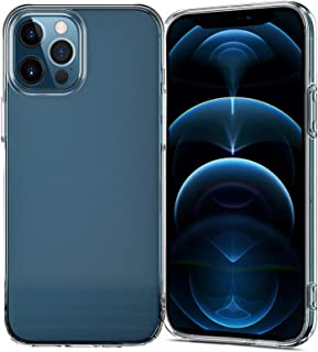 """NEW'C Hoesje voor iPhone 12 et iPhone 12 Pro (6.1""""), siliconen TPU transparant - HD Crystal Clear"""