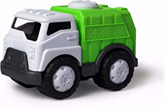 Fat Brain Toys City Vehicle - Recycling Truck Baby Toys & Gifts for Ages 2 to 3