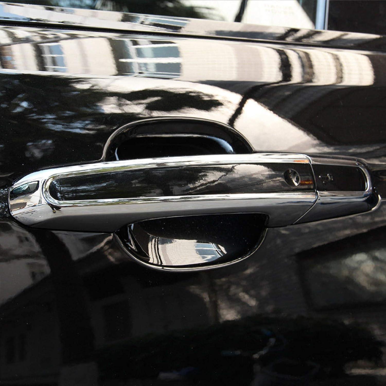 Voor Jaguar XE XF F-Tempo, Auto Deurklink Cover Trim ABS Chrome/Zwart/Gouden Kleuren Accessoires Auto Styling Chrome