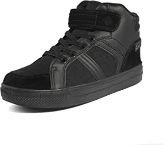 DREAM PAIRS Boys High Top Sneaker Shoes
