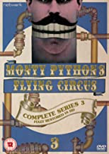 Monty Python's Flying Circus: The Complete Series 3 [DVD]