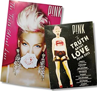 Pink P!nk Truth About Love Concert Wall Poster 2 Piece Gift Set