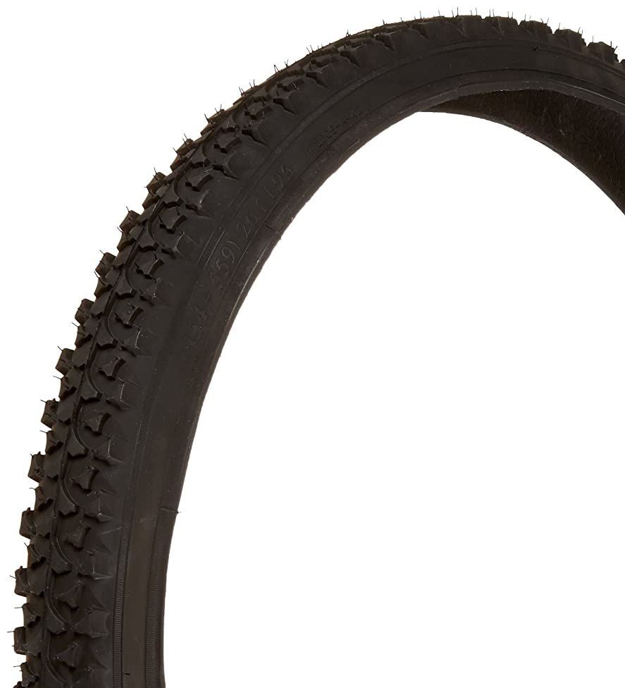 Schwinn Mountain Bike Tire (Black, 26 x 1.95-Inch) a74571291604151