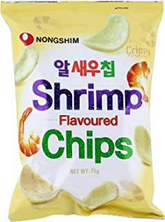 Nong Shim Shrimp Meat Chip 75g