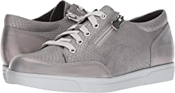Light Grey Kid Leather
