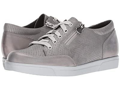 Munro Gabbie (Light Grey Kid Leather) Women