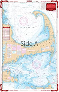 Waterproof Charts, Standard Navigation, 64 Cape Cod and Harbors