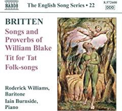 William Blake Songs Proverb