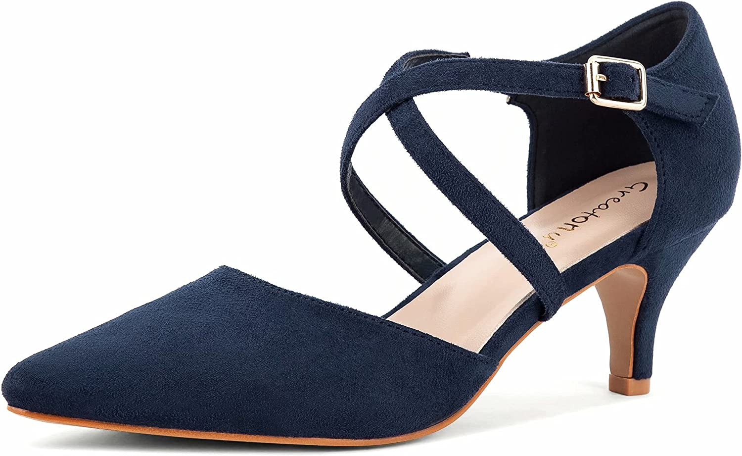 Greatonu OFFicial Fresno Mall womens Pumps