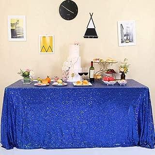 Best blue sparkle tablecloth Reviews
