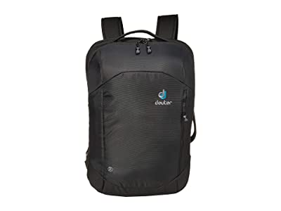 Deuter Aviant Carry-On Pro 36 (Black) Carry on Luggage