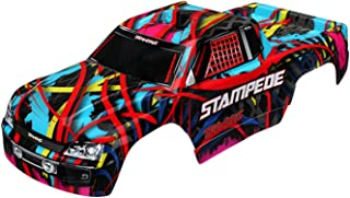 Traxxas Body Stampede Hawaiian GFX (Painted w Decals)
