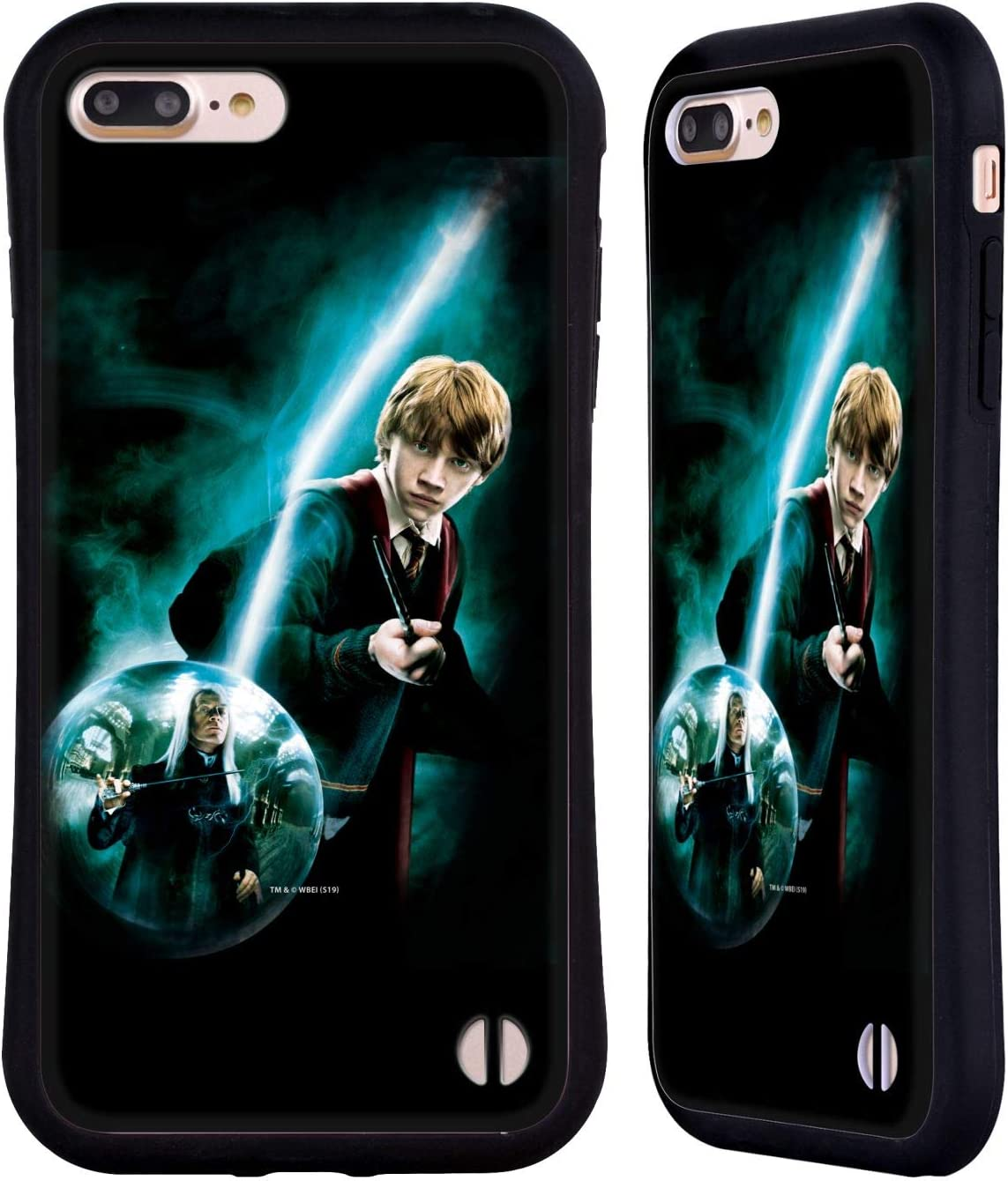 Head Case Designs Oficial Harry Potter Ron Weasley Patronus ...