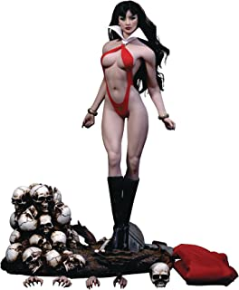 Dynamite Vampirella 1: 6 Scale Executive Replicas Action Figure