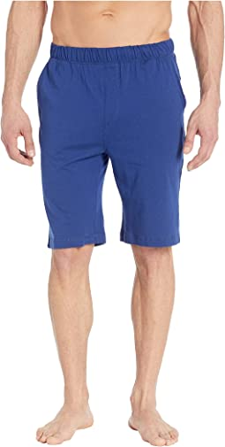 Cotton Modal Knit Jersey Shorts