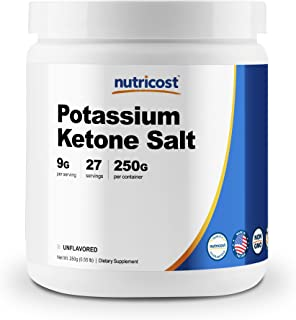 gerson therapy potassium powder