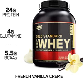 gold standard whey scoop size