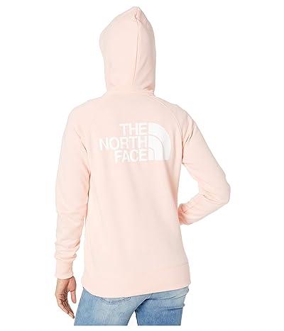 The North Face Half Dome Full-Zip Hoodie (Impatiens Pink) Women