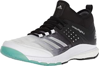 get cheap 121b8 ad37d adidas Performance Womens Crazyflight X Mid W Volleyball Shoes