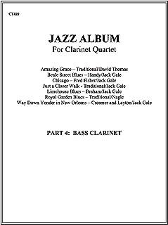 Jazz Album Bass Clarinet Part
