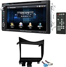 6.5 DVD/CD Player Receiver Monitor w/Bluetooth for 2003-2007 Honda Accord