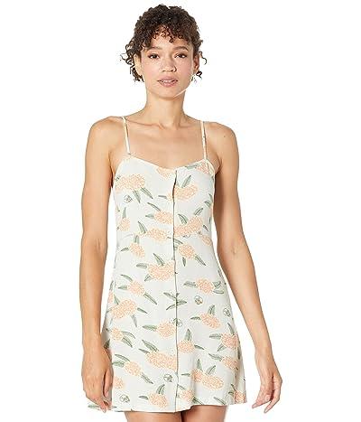 RVCA Luke Floral Dress