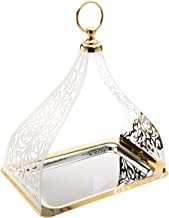 Almarjan 43 cm Cage Rectangle Serving Tray