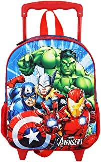 Petit Avengers Group-Sac /à Dos 3D