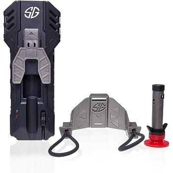 Spy Gear 70480 Video Orologio Spia Registra Video e Scatta Foto