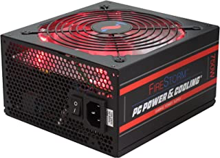 FirePower Fatal1ty 1000W 80Plus Gold Individually-Sleeved Semi-Modular Gaming Power Supply FTY1000W FPS0750-A4M00