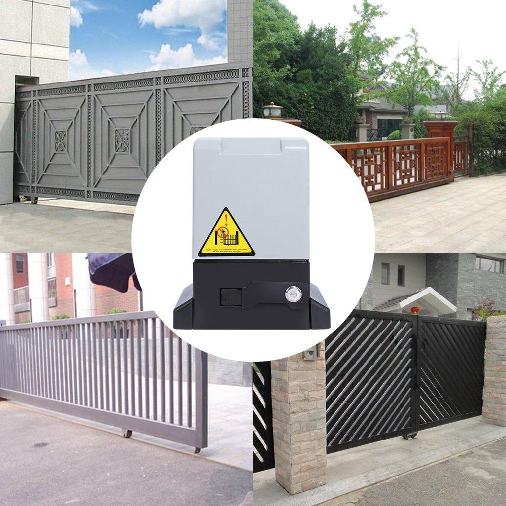 Abridor de Puerta Corredera Automático Ajustable Abrelata de la ...