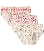 Patterns 3-Pack Underwear Gift Box (Infant/Toddler/Little Kids/Big Kids)