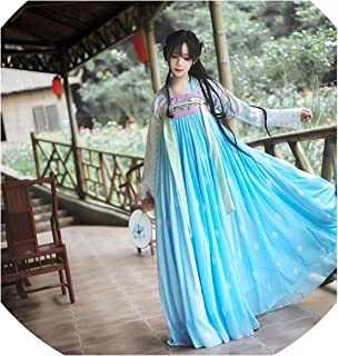 Summer Hanfu National Ancient Chinese Costume Ancient Women Chinese Hanfu Clothes