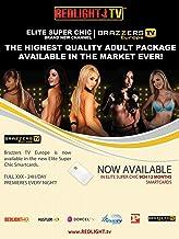 Redlight HD Elite Super Chic 11emisor 12meses Hustler HD brazzers TV Europe Dorcel TV Astra + HOTBIRD