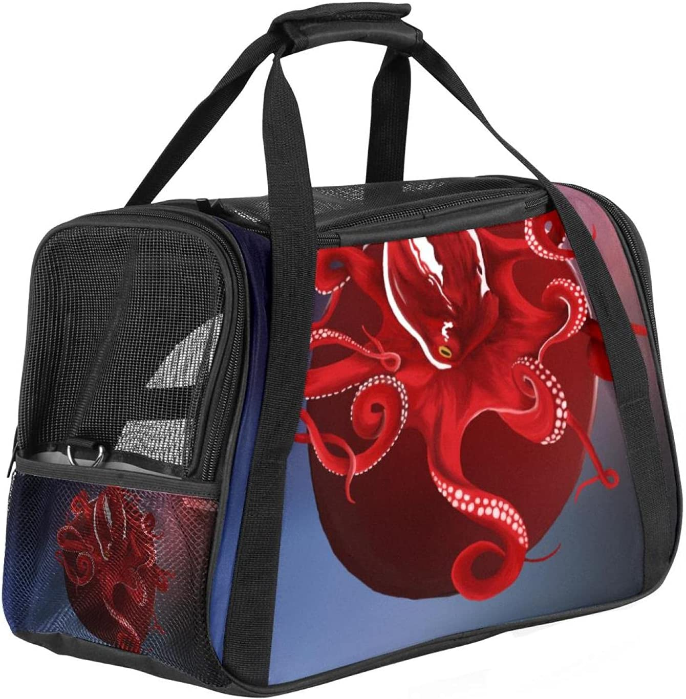 Airline Approved Pet Popular products Carriers Sided Soft Austin Mall Travel Collapsible