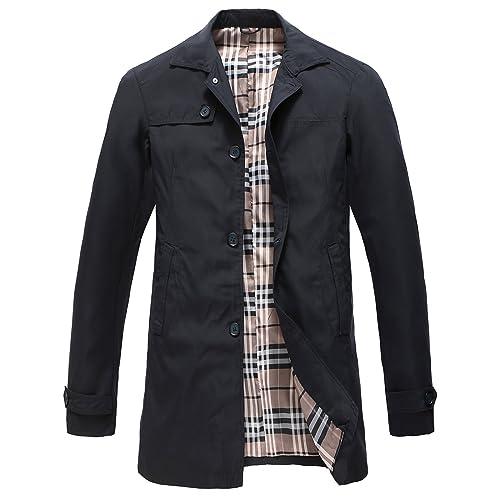 c300550a4 Men's Summer Coat: Amazon.co.uk