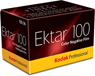 Kodak Professional Ektar 100 Color Negative Film (35mm Roll Film, 36 Exposures) - 6031330