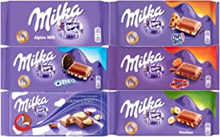 Amazoncouk Milka Confectionery Food Cupboard Grocery