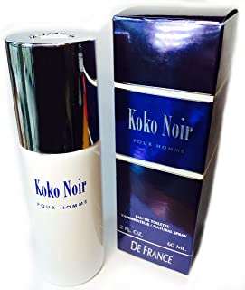 Koko Noir Pour Homme Eau De Toilette Spray 60ml / 2.0 Fl.oz for men