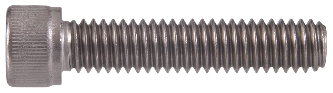 The Hillman Group 43160 8-32 x 1-1/2-Inch Stainless Steel Socket Cap Screw, 10-Pack