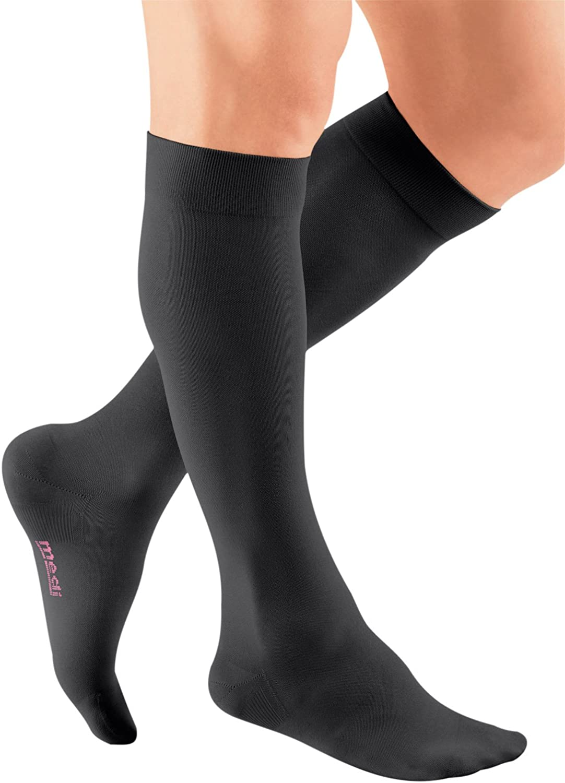mediven Plus for free shipping Men 2021 model Women Compression Calf High mmHg 20-30