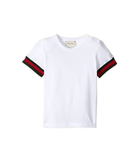 29e472bce Gucci Kids T-Shirt 408452X5701 (Infant) at Luxury.Zappos.com