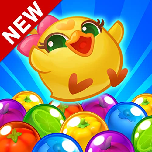 CoCo Pop: Bubble Shooter Lovely Match Puzzle!