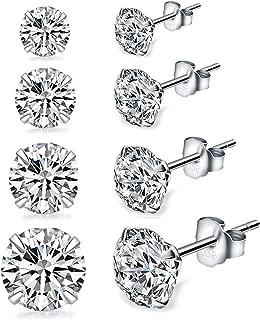 Best set of 4 earrings Reviews