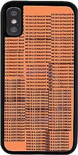 BleuReign Cool Ultralight Beam Prayer Rubber Phone Case for Apple iPhone X Xs Ten